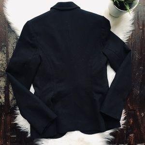William Rast Jackets & Coats - WILLIAM RAST Black Blazer Jacket Women's SMALL EUC